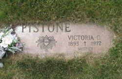 Victoria C <I>Pistone</I> Pistone