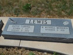 Cletus Carroll Lewis