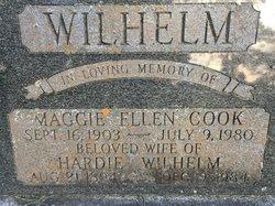 Maggie Ellen <I>Cook</I> Wilhelm