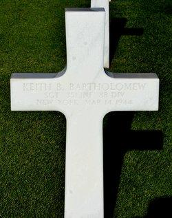 Sgt Keith B Bartholomew