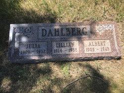 Julia Agnes Dahlberg