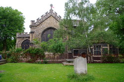 St Dunstan and All Saints Churchyard