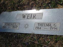 Thelma G. Weir
