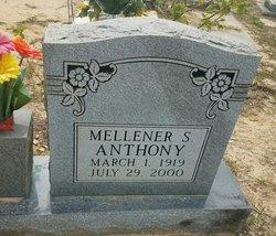 Mellener <I>Shubert</I> Anthony