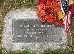 Charles T Bagley