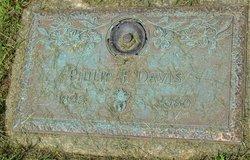 Philip T Davis
