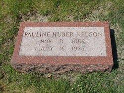 Pauline <I>Huber</I> Nelson