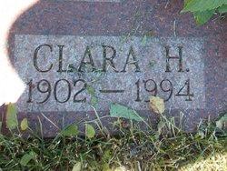 Clara Henrietta <I>Huber</I> Green