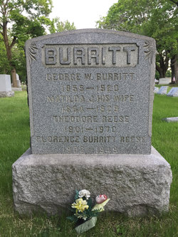 George W. Burritt