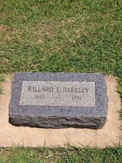Willard E. Barkley