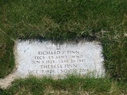 Richard P Finn