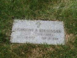Dorothy R Berninger