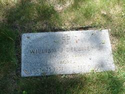 William J Delaney, Jr
