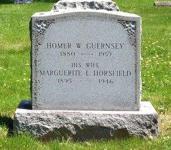 Homer Wilson Guernsey, Sr