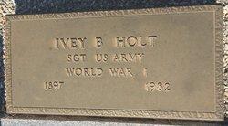 Ivey B. Holt