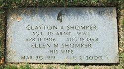 Ellen Mary <I>Ellinger</I> Shomper