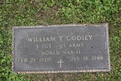 William T. Goosey