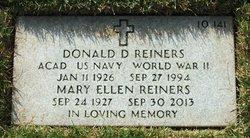 Donald Dean Reiners