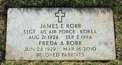 James E Robb