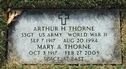 Arthur Henry Thorne