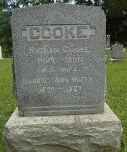 Harriet Ann <I>Waters</I> Cooke
