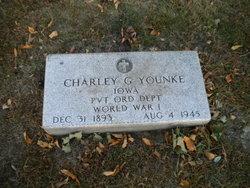 Pvt Charley G. Younke