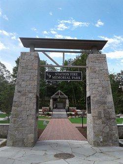 Station Fire Memorial Park