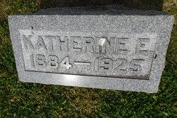 Katherine E. McWilliams