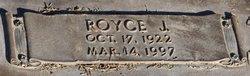 Royce Jefferson Watson