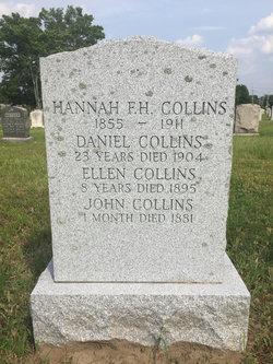 Hannah F <I>Hurley</I> Collins