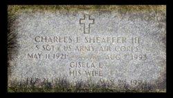 SSGT Charles Edward Sheaffer, III