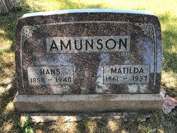Hans Amunson