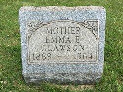 Emma Elizabeth <I>Turner</I> Clawson