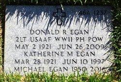 """Katherine Mary """"Kay"""" <I>Leonard</I> Egan"""