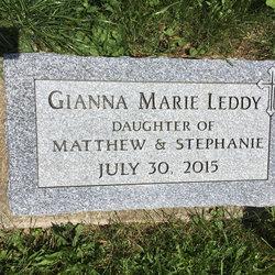 Gianna Marie Leddy