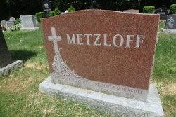 Priscilla M. <I>Hergott</I> Metzloff