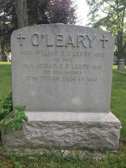 William Curran O'Leary