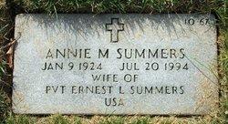 Annie Mae Summers