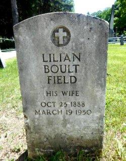 Lilian Hendrickson <I>Boult</I> Field