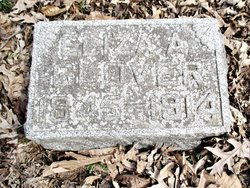 Eliza Ann <I>Alexander</I> Glover