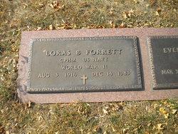Loras B. Forrett