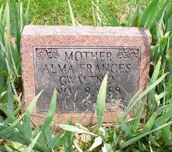 Alma Frances <I>Toombs</I> Gwaltney