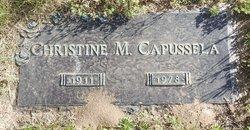 Christine M. Capussela