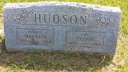 "Robert Maurice ""Morris"" Hudson"