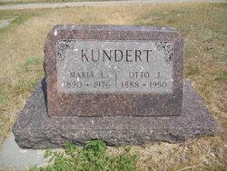 Otto John Kundert