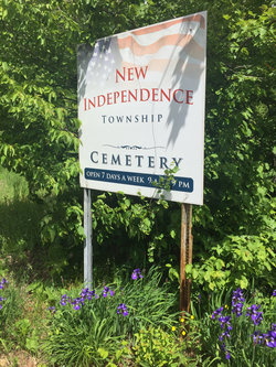 New Independence Cemetery