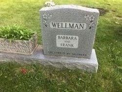 Frank Wellman
