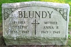 Joseph Ferdinand Blundy