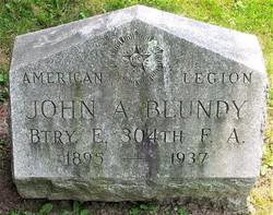 John Adam Blundy