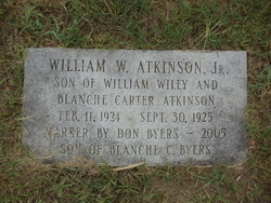 William Wiley Atkinson, Jr